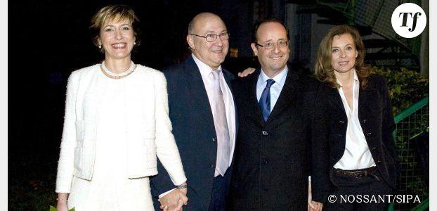 """Qui est Valérie de Senneville, """"femme de"""" et amie de Valérie Trierweiler ?"""