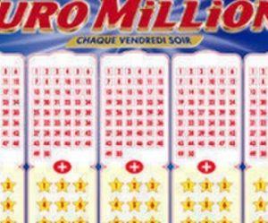 Euromillions : résultat du tirage du vendredi 7 février
