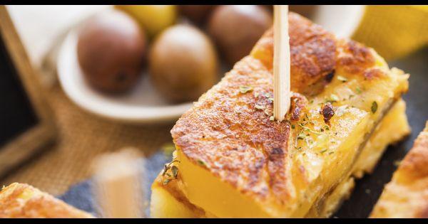 C est au programme sur france 2 recette de la tortilla - C est au programme recettes cuisine france 2 ...