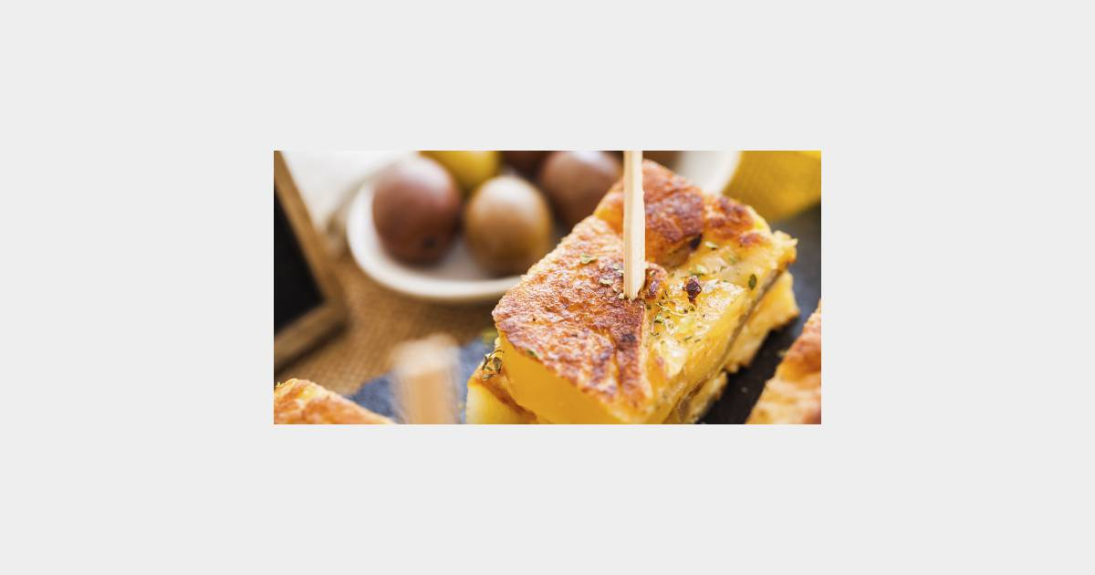C Est Au Programme Recettes Cuisine | C Est Au Programme Sur France 2 Recette De La Tortilla Espagnole