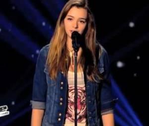 The Voice 2014 : Liv Jeannesson obligée de chanter avec une drôle de voix par TF1 ?