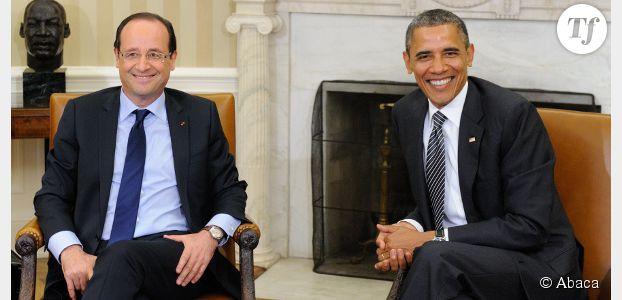 Hollande rencontre Obama : le programme de la visite d'État aux États-Unis