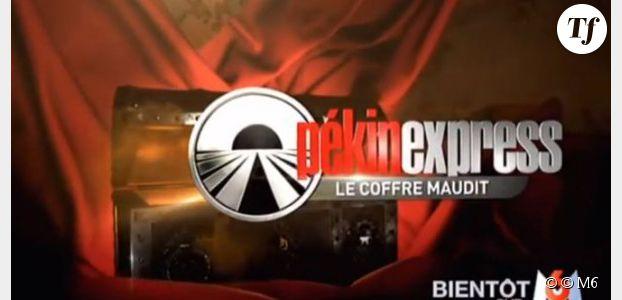 Pékin Express 2014 : une vidéo de l'arrestation de l'équipe