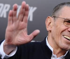 Leonard Nimoy : malade, Spock implore ses fans d'arrêter de fumer