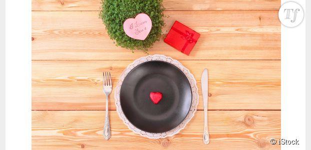 Saint-Valentin : optez pour un menu fait maison