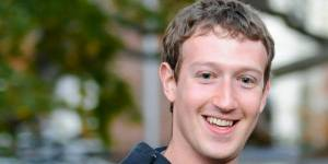 Mark Zuckerberg : roi des donations en 2013
