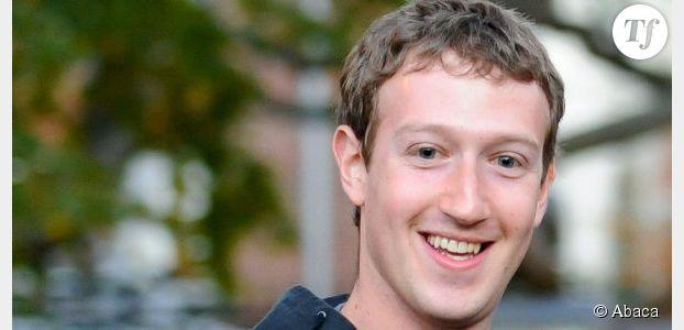 Mark Zuckerberg : roi des donations en 2013