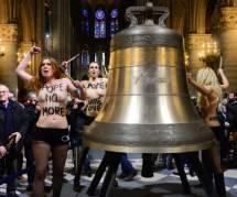 """Les Femen """"ne respectent pas les femmes"""", selon Alice, une ex-militante"""