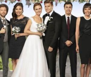 Bones Saison 9 : le mariage de Booth et Brennan dans l'épisode 6