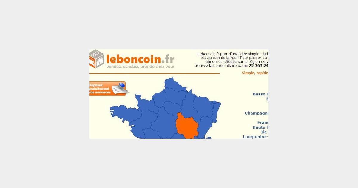 Auto Immo Le Bon Coin Supplante Ebay Grâce à Ses
