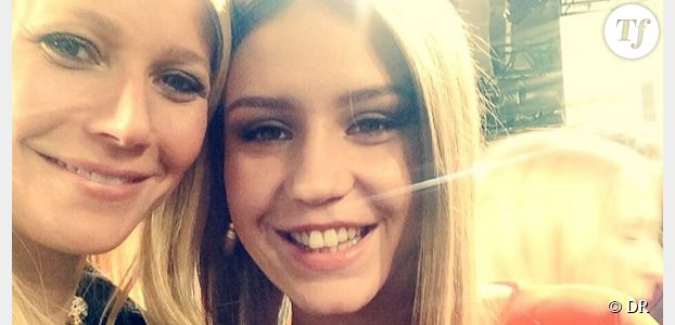 Adèle Exarchopoulos : son selfie avec Gwyneth Paltrow à la Fashion Week