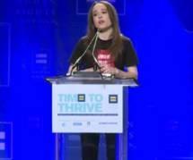 Qui est Ellen Page, la comédienne féministe qui a fait son coming out?