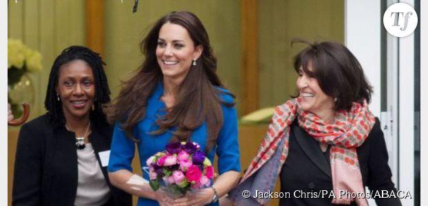 Kate Middleton a passé la Saint-Valentin seule