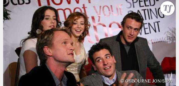 "Final de ""How I Met Your Mother"" : grande émotion du côté des acteurs"