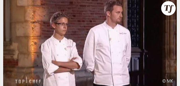 Top Chef 2014 : élimination émouvante du jeune Jordan Vignal – M6 Replay