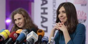 Sotchi : deux membres des Pussy Riot arrêtées pour cambriolage