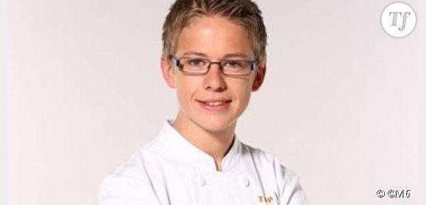 Top Chef 2014 : Jordan veut travailler dans un restaurant étoilé