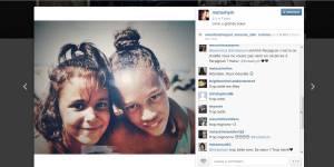 Shy'm dévoile l'album photo de son enfance sur Instagram