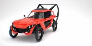 Pegase : une voiture volante française