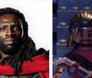"""X-Men : Days of Future Past"" : Omar Sy devient un Lego"