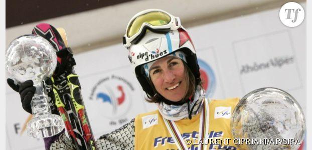 """Sotchi 2014 : qui est Ophélie David, la """"mamie"""" du skicross mondial ?"""