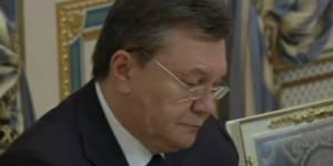 Ukraine: Ianoukovitch serait à Kharkov, où est détenue l'opposante Ioulia Timochenko, selon « La voix de la Russie »