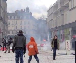 Notre-Dame-des-Landes : le centre-ville de Nantes saccagé suite à la manifestation
