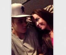 Justin Bieber en studio avec sa maman