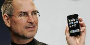 Apple : Steve Jobs présente l'iCloud et le MacOS X Lion