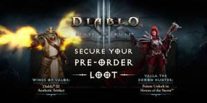 Diablo 3 Reaper of Souls : les bonus de la pré-commande dévoilés