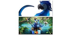 Rio 2 : Matt Pokora au casting du dessin animé