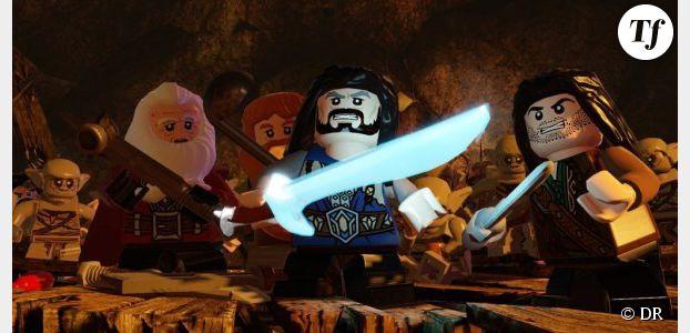 Lego The Hobbit : une date de sortie en France