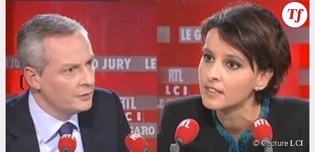 """L'UMP """"une drôle d'hydre"""", selon Vallaud-Belkacem : mais c'est quoi une hydre ?"""
