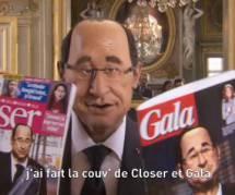 """""""Happy"""" de Pharrell Williams : revoir la parodie des Guignols de Canal+"""