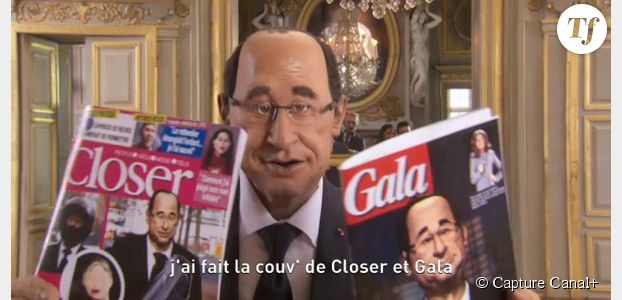"""Happy"" de Pharrell Williams : revoir la parodie des Guignols de Canal+"