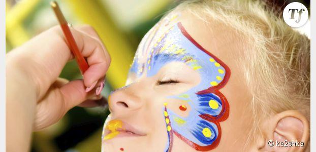Maquillage pour enfant : les ingrédients dangereux à surveiller