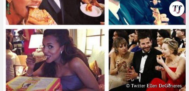 Oscars 2014 : un pourboire XXL pour le livreur de pizzas