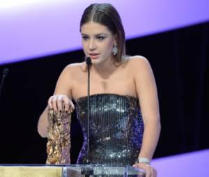 Adèle Exarchopoulos critique le public des César