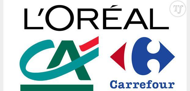 L'Oréal, Carrefour et Crédit Agricole, champions de l'équilibre hommes/femmes selon les Français