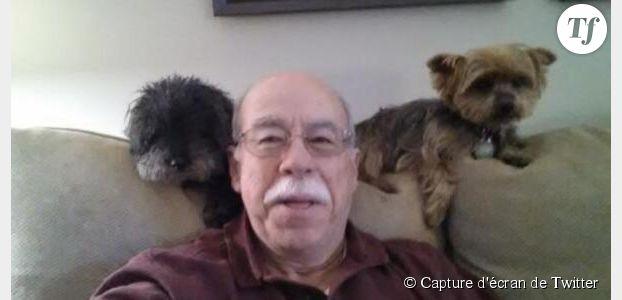 Terry Shipman : il tente battre le record de RT d'Ellen DeGeneres avec ses chiens