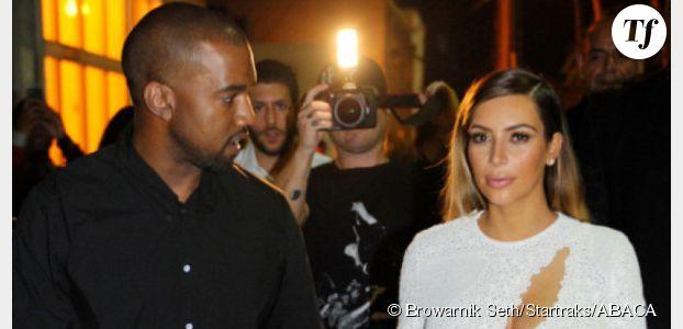 Kanye West & Kim Kardashian devraient se marier le 24 mai à Paris
