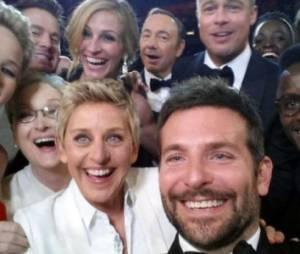 Ellen DeGeneres a perdu le mythique téléphone du selfie des Oscars