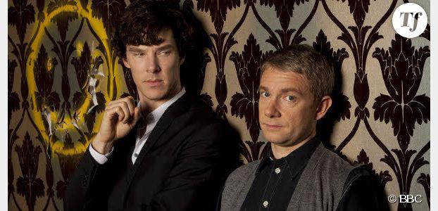Sherlock saison 3 : date de diffusion des nouveaux épisodes sur France 4