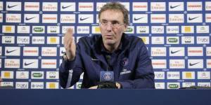 Ligue des Champions : Laurent Blanc ne veut pas d'un match PSG vs Bayern Munich