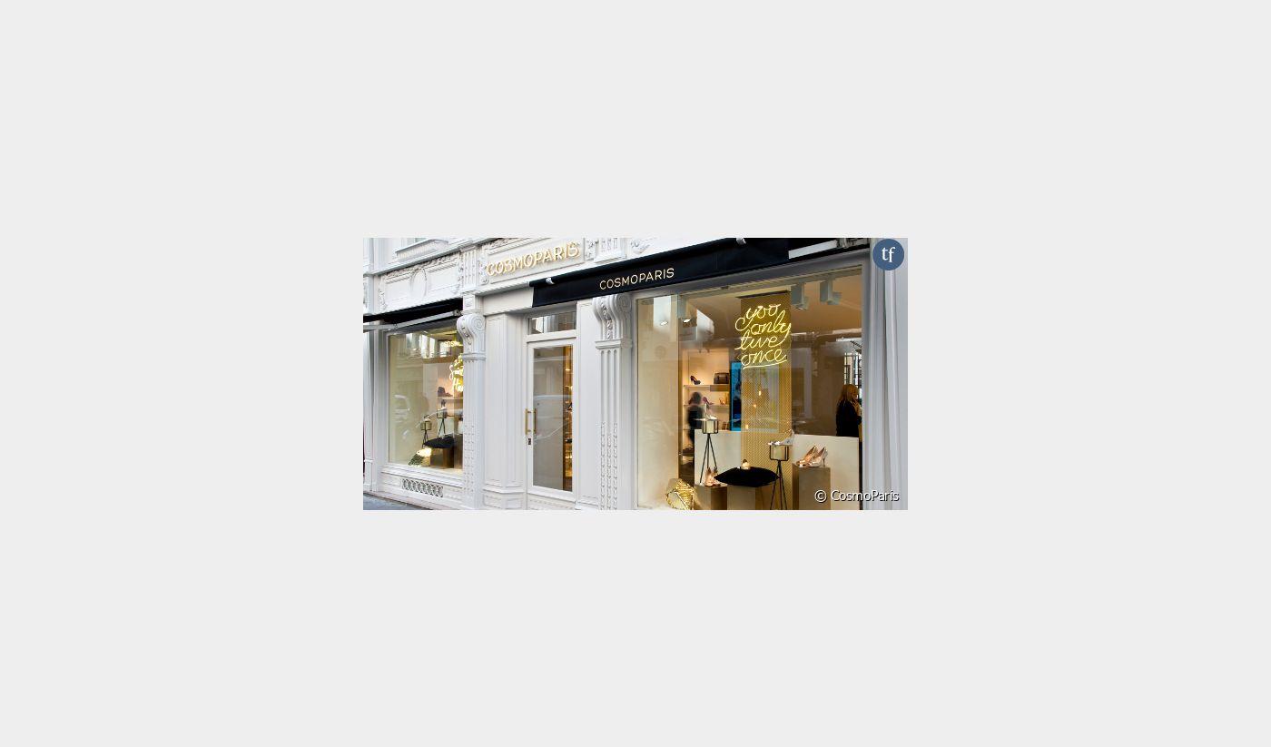 professional sale vast selection famous brand CosmoParis : on shoppe quoi dans la nouvelle boutique du 211 ...