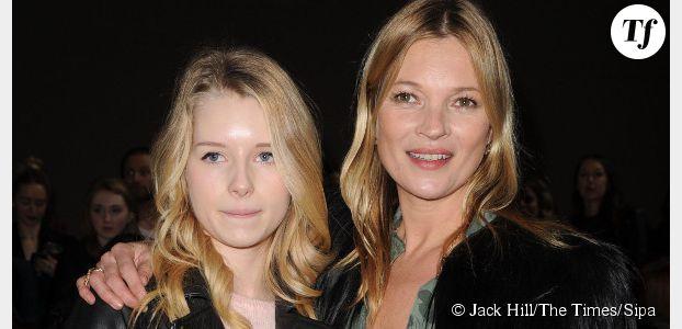 Lottie Moss, 16 ans, est-elle aussi canon que sa soeur Kate ?