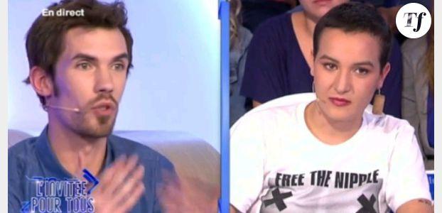 L'émission pour tous : les Femen, « un mouvement de connes » selon Arnaud Demanche - en vidéo