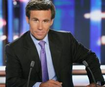 David Pujadas ne quitte pas le JT de 20 heures de France 2