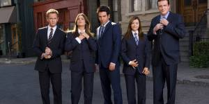 How I Met Your Mother saison 9 : les photos de la fin de la série