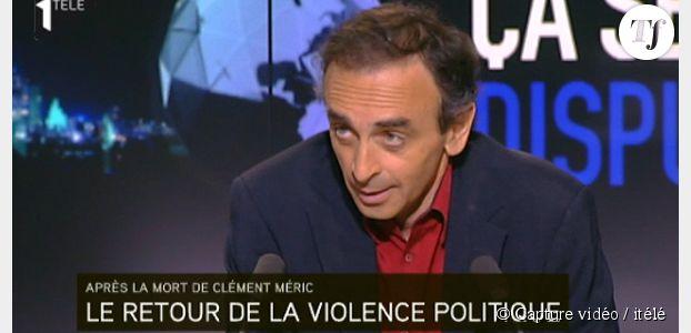 """Éric Zemmour sur Canal + : """"C'est la chaîne du mépris du peuple français"""""""